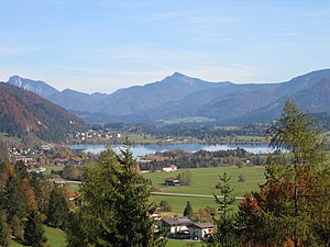 Klettersteig Walchsee : Walchsee u reiseführer auf wikivoyage