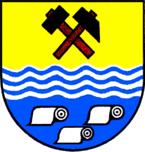 Blankenstein - Image: Wappen Blankenstein (Saale)