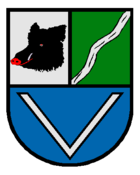 Coat of arms of the local community Erbach