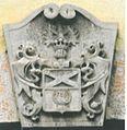Wappen Gelmini zu Kreutzhof Salurn, Herrenhof.jpg