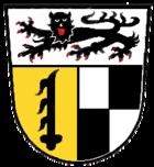 Wappen des Landkreises Crailsheim