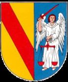 Das Wappen von Schopfheim