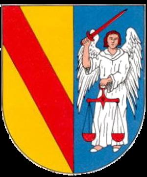 Schopfheim - Image: Wappen Schopfheim