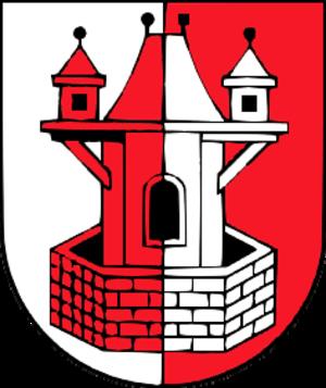 Waldenburg, Saxony - Image: Wappen Waldenburg (Sachsen)