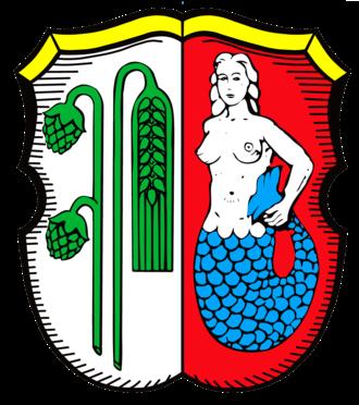 Weißenbrunn - Image: Wappen Weißenbrunn