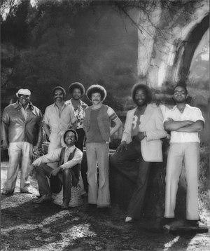 War (band) - Original lineup in 1976