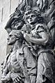 Warsaw Ghetto Monument details 01.JPG