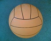 Wasserball-Spielgerät