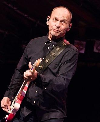 Wayne Kramer (guitarist) - Wayne Kramer at Fabrik Hamburg, 2018