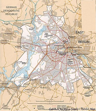 West Berlin - West Berlin, as of 1978