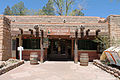Welcome Center at Bandelier National Monument, Los Alamos, New Mexico - Stierch.jpg