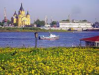 Welcome Summer! Saint Alexander Nevsky Cathedral, Nizhny Novgorod.jpg