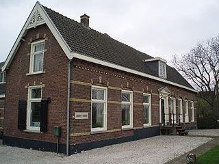 Willeskop village in the Netherlands