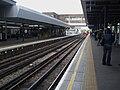 Wembley Park stn Jubilee southbound look north.JPG