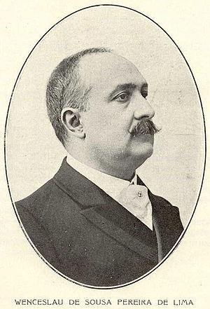 Venceslau de Sousa Pereira de Lima - Image: Wenceslau Pereira de Lima
