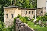 Wernberg Klosterweg 2 ehem. Schloss SW-Ecke Fatima-Kapelle 14062018 5893.jpg