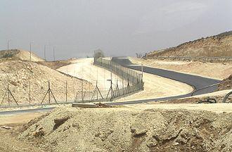 Human rights in Israel - Israeli West Bank barrier