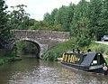 Westcottmill Bridge (No 54), Shropshire Union Canal, Cheswardine, Shropshire - geograph.org.uk - 547811.jpg
