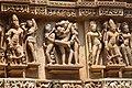 Western Group of Temples, Khajuraho 10.jpg