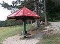 Wetterpilz 'Schwammerl' über Riedenburg - panoramio.jpg