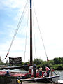 Wherry Albion - Norfolk Wherry Trust open day - geograph.org.uk - 904112.jpg