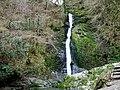 White Lady Falls, Lydford Gorge - geograph.org.uk - 1199806.jpg