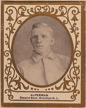 Whitey Alperman - Image: Whitey Alperman