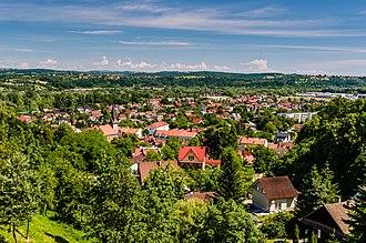 Dobczyce - Town view