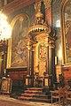 Wien-Innenstadt, Griechenkirche zur Heiligen Dreifaltigkeit, Thron.JPG