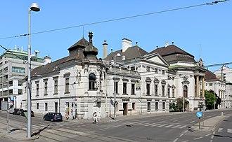 Principality of Auersperg - Auersperg Palace, Vienna