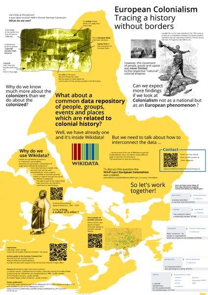 File:WikidataCon 2019 Poster EuropeanColonialism.pdf