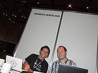Wikimanía 2015 - Day 4 - LMM - México D.F. (24).jpg