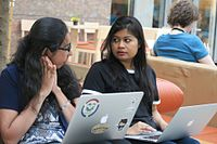 Wikimedia Hackathon 2017 IMG 4496 (34623515142).jpg