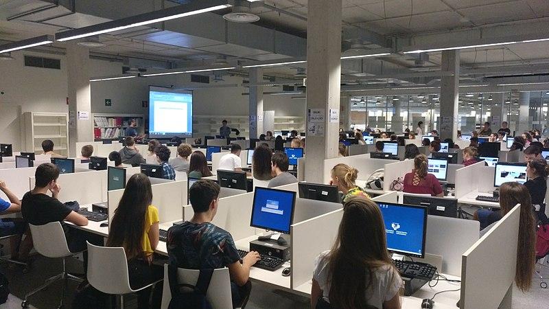File:Wikipedia edizio tailerra - Donostia - Carlos Santamaría zentroa - EHU - 2017-10-05 - 7.jpg