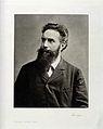 Wilhelm Conrad Roentgen. Photogravure. Wellcome V0027091.jpg