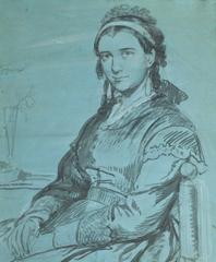 Portrait of Mrs. Ville Heise (1838-1912)