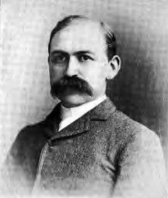 William Bullock Clark - Image: William Bullock Clark