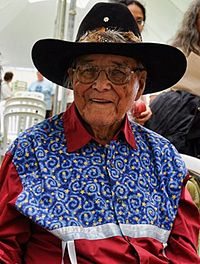 William Commanda, Algonquin Elder 1913-2011