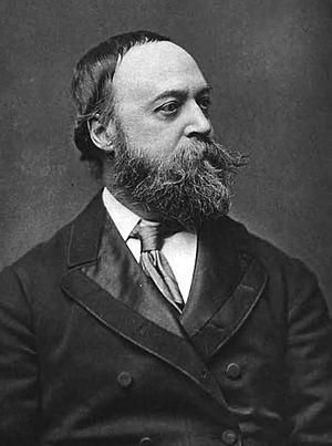 W. G. Wills - Portrait of W. G. Wills, c. 1898.