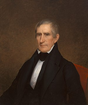 United States presidential election, 1840 - Image: William Henry Harrison