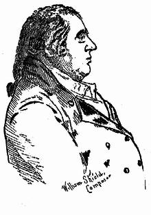 William Shield (Source: Wikimedia)
