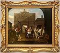 William hogarth, la grigliata della vecchia inghilterra (la porta di calais), 1748, 01.jpg