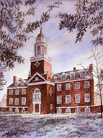 Westminster Choir College - Williamson Hall, Westminster Choir College