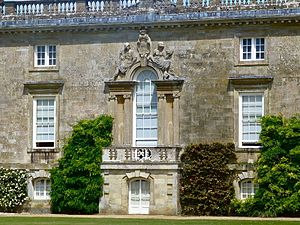 Venetian window - Image: Wilton House facade