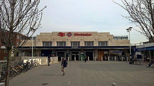 Wimbledon Station - panoramio