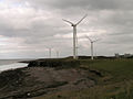 Windfarm at Workington Northside - geograph.org.uk - 45560.jpg