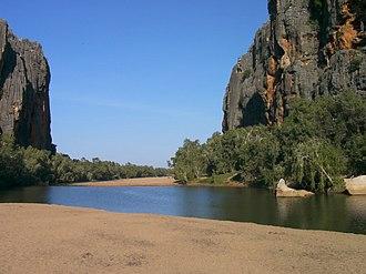 Bunuba - Windjana Gorge in Bunuba Country