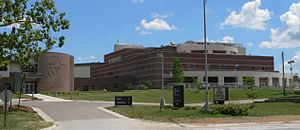Winnebago, Nebraska - Indian Health Service hospital in Winnebago