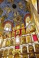 Wnętrze cerkwi Objawienia w Irkucku 5.jpg