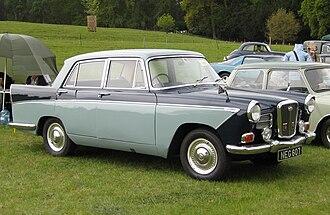 Wolseley 15/60 - Image: Wolseley 1560 reg Jun 1961 1489 cc